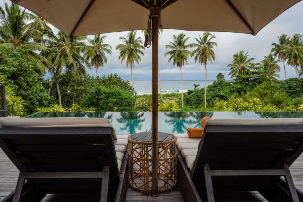 Hotel Fregate Island Private, Seszele