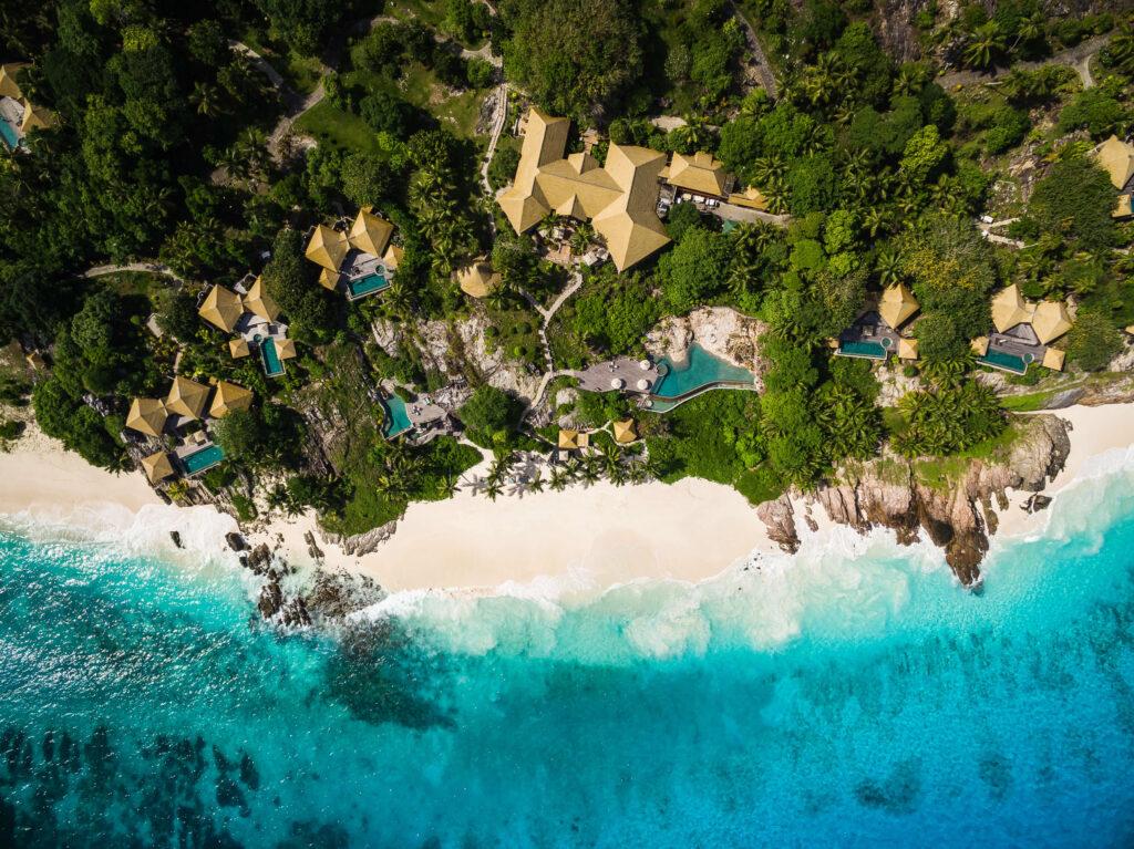 Hotel Fregate Island Private Seszele